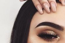 Eyebrows on fleek / These beauties are what every girl dreams about. Perfection!
