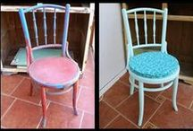 Furniture painting inspirations