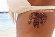 Cute Tattoos / These tattoos are too cute. So ADORABLE!