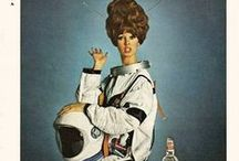 Space Age Fashion - 60's