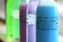 diy cleaners and organizing
