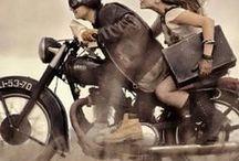 motorcycles / by Frank Melgreen