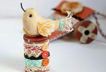 Craft Ideas / by Melissa Abuel