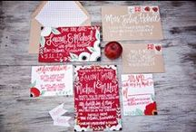Invites-Cards / by Melissa Abuel