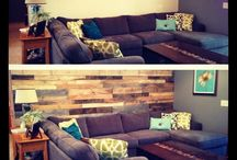 Stuff by Me / Crafts that I have made (or copied) and DIY remodeling our home. / by Jenna @ Domestic Engineer