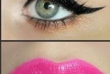 make-up & nails / by NicoLe MacLaughlin