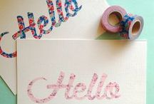 Crafty! / Crafts. DIY. How-to. Home Improvement. Creativity. Decorate. / by Crystal Nichols