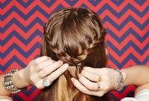Nails, Hair & makeup styling / by Marcela Donis de la Roca