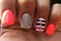 nails  / Nail art, care, ideas  / by Alethea Hansen (Cody)