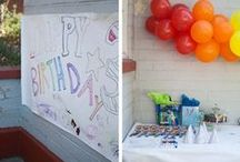 Birthday Parties / by Tommi Beth Ledbetter