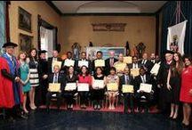 BIU Ceremonies / Bircham International University. Graduation Ceremonies