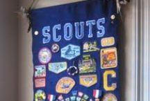Scouty Stuff / by Lisa Taylor Adner