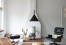 Home interior / http://www.instagram.com/studiomaes