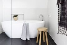 Dream Pad | Bathroom / Take a tour around our Dream Pad - this is all we'd love in our Bathroom!