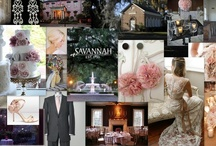 Savannah Wedding Ideas / by Christine Stephens Diorio
