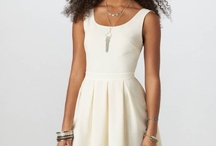 maybe dresses {July 2013} / by R Maru