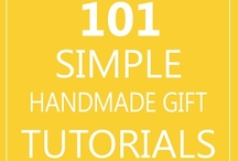 Gift Ideas / Gifts to make on a budget! / by Lacy McCaig