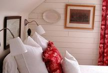 Planked walls / Planked walls are so cool.  Gives your home lots of character.   / by Barbara Fertig