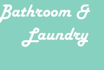 Bathroom&laundry