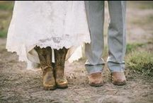 Wedding Inspiration / Inspirations for our big, beautiful Texas wedding