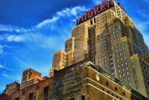 New Yorker Hotel / Hotel new yorker