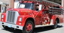 Fire Trucks / All type of fire trucks