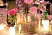 Wedding Centerpieces & Tablescapes / by Amber Bloom