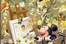 Disney / by Amber Bloom