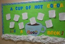 Teaching - Bulletin Boards / by Amy Silviotti