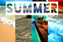 THEE best season EVER  / everything summer!!