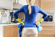 Home cleaning/organizing / by Tommi Beth Ledbetter