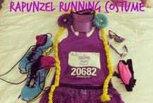 Disney Princess Half Marathon/Glass Slipper Challenge Costumes / Inspiration for the 2014 Disney Glass Slipper Challenge!