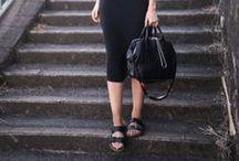 All black / http://www.instagram.com/studiomaes
