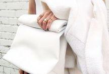 All white / http://www.instagram.com/studiomaes