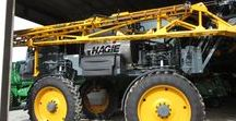 Farm sprayers / Farm sprayers  be it Hagie or Apache