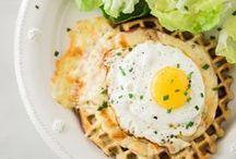 Breakfast / Paleo friendly, grain and gluten free breakfast recipes from Caroline Potter's Colorful Eats.