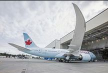Boeing 787 Dreamliner / Introducing the Air Canada Boeing 787 Dreamliner aircraft // Voici le Boeing 787 Dreamliner d'Air Canada 787.aircanada.com / by Air Canada Official - Officiel