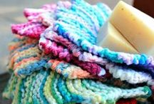 Knitting and Crochet / by Tommi Beth Ledbetter