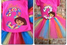 Dora Birthday Party / by Tommi Beth Ledbetter