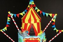 Circus Birthday Party / by Tommi Beth Ledbetter