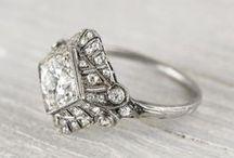 Vintage Rings / by Crystal Nichols
