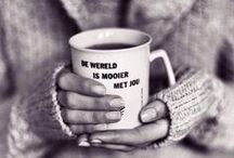 Mug-shots / I want these! Mugs with cool, cute and funny texts and images..
