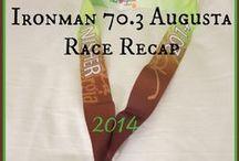 Race Recaps / Race recaps from running or triathlon races.