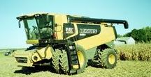 Self Propelled Farm Equipment