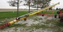 Grain  Carts & grain handling equipment / New category on grain carts & the augers & grain bins
