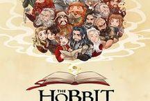 My new world Hobbit's world