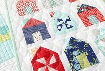 Quilts/Sewing / by Cathy