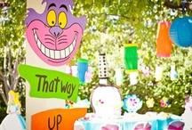 Teen Mad Hatter Tea Party / by Jennifer Lu'Becke