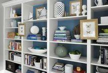 Home Decor & Organization / Interesting finds for the home. / by Halie Brazier