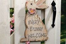 Easter Parade of Fun / Join the parade - bunnies, baskets, goodies, decor, & substitute basket ideas for older kids!